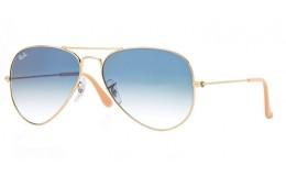 Sluneční brýle Ray Ban Aviator RB 3025 001/3F vel.58