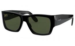 Sluneční brýle Ray Ban NOMAD RB 2187 901/31