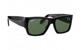 Polarizační Sluneční brýle Ray Ban NOMAD RB 2187 901/58