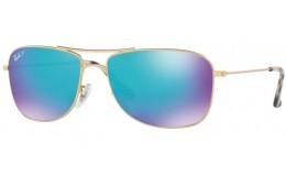 Polarizační Sluneční brýle Ray Ban ACTIVE RB 3543 112/A1