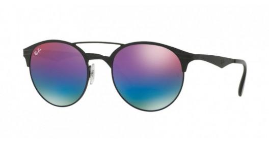 Polarizační Sluneční brýle Ray Ban Round 3545 186/B1