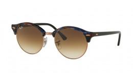 Sluneční brýle Ray Ban CLUBROUND RB 4246 125651