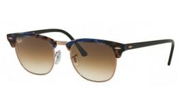 Sluneční brýle Ray Ban Clubmaster  RB 3016 125651