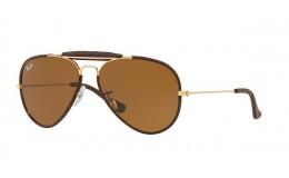Sluneční brýle Ray Ban Aviator RB 3422Q 9041