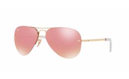 Sluneční brýle Ray Ban Aviator RB 3449 001/E4