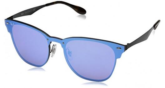 Sluneční brýle Ray Ban CLUBMASTER BLAZE RB 3576N 153/7V