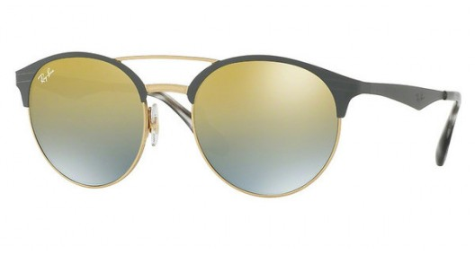 Sluneční brýle Ray Ban Round 3545 9007A7