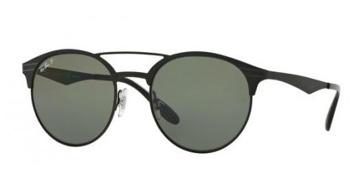 Polarizační Sluneční brýle Ray Ban Round 3545 186/9A