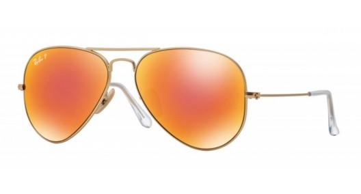 Polarizační sluneční brýle Ray Ban Aviator RB 3025 112/4D