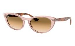 Sluneční brýle Ray Ban HIGHSTREET RB 4314N 128151