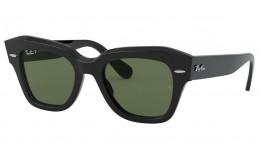 Polarizační Sluneční brýle Ray Ban HIGHSTREET RB 2186 901/58