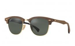 Polarizační sluneční brýle Ray Ban CLUBMASTER RB 3016M 118158