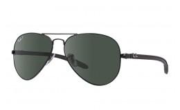 Polarizační sluneční brýle Ray Ban Aviator RB 8307 002/N5