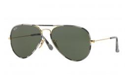 Sluneční brýle Ray Ban Aviator RB 3025JM 171