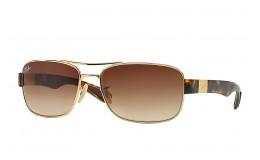 Sluneční brýle Ray Ban HIGHSTREET RB 3522 001/13