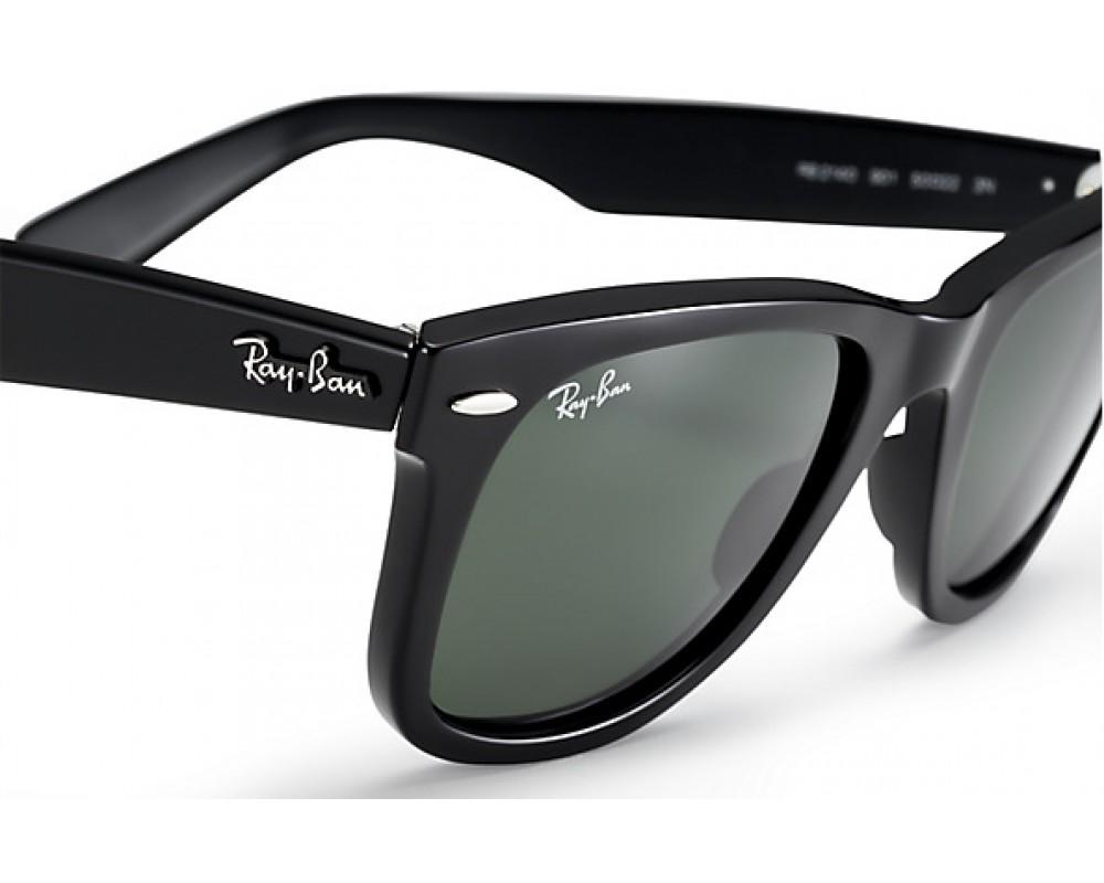 645434073 Brýle Ray Ban : Sluneční brýle Ray Ban Wayfarer RB 2140 901