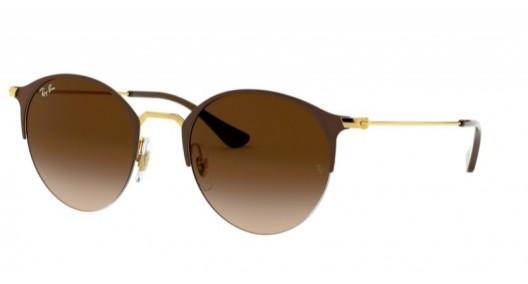 Polarizační Sluneční brýle Ray Ban Round 3578 900913