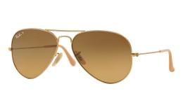 Polarizační sluneční brýle Ray Ban Aviator RB 3025 112/M2