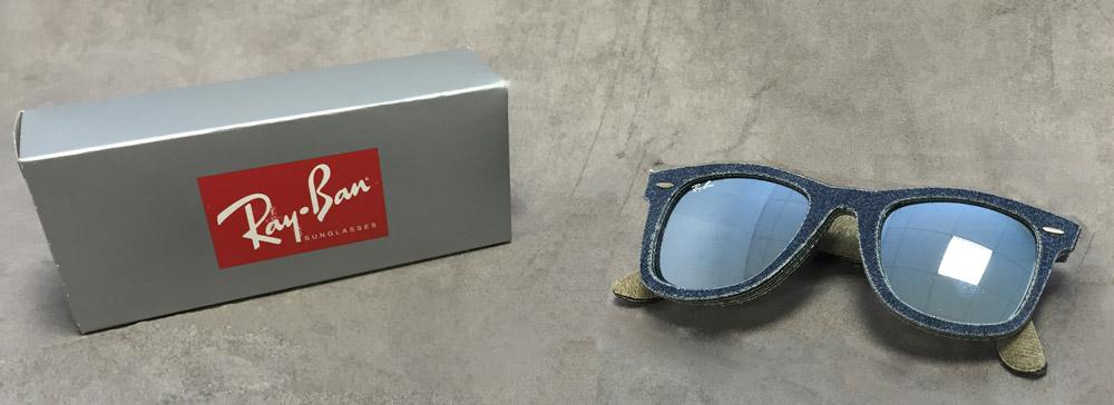 Originální krabička brýlí Ray Ban